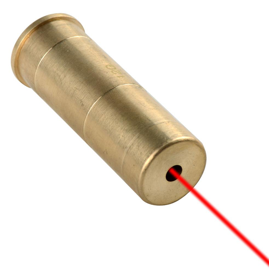 FCB Brass Laser Bore Sighter - 12 Gauge 1