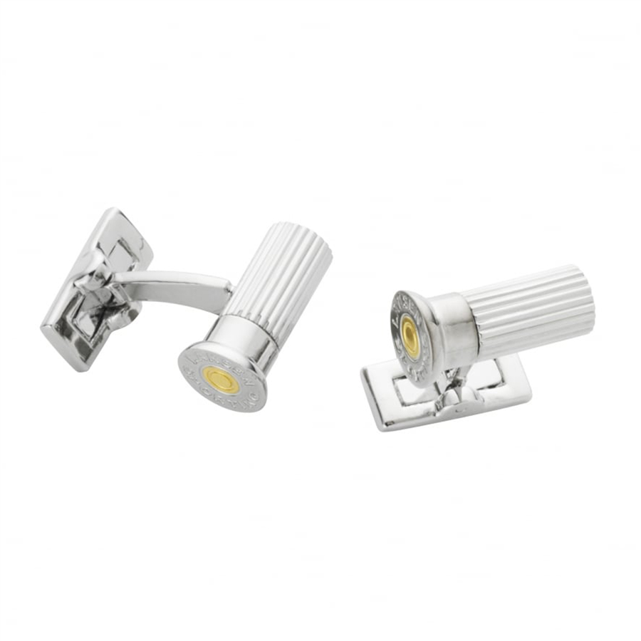 Laksen Cartridge Cufflinks 1