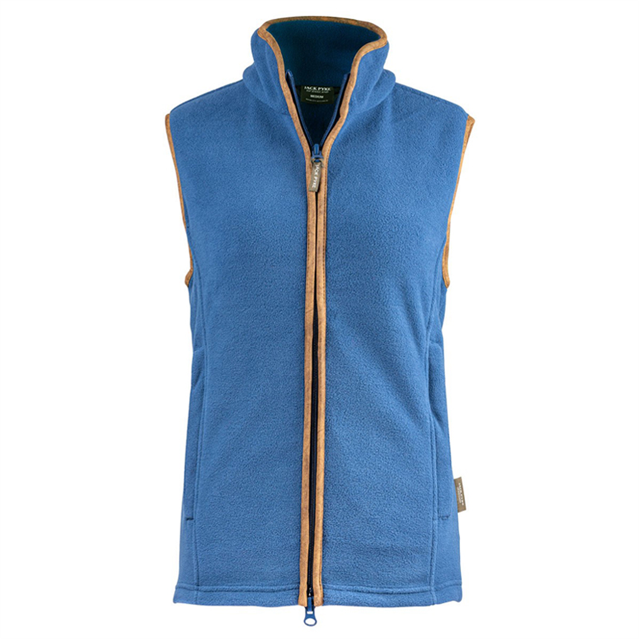 Jack Pyke Ladies C/man Gilet Denim XS 1