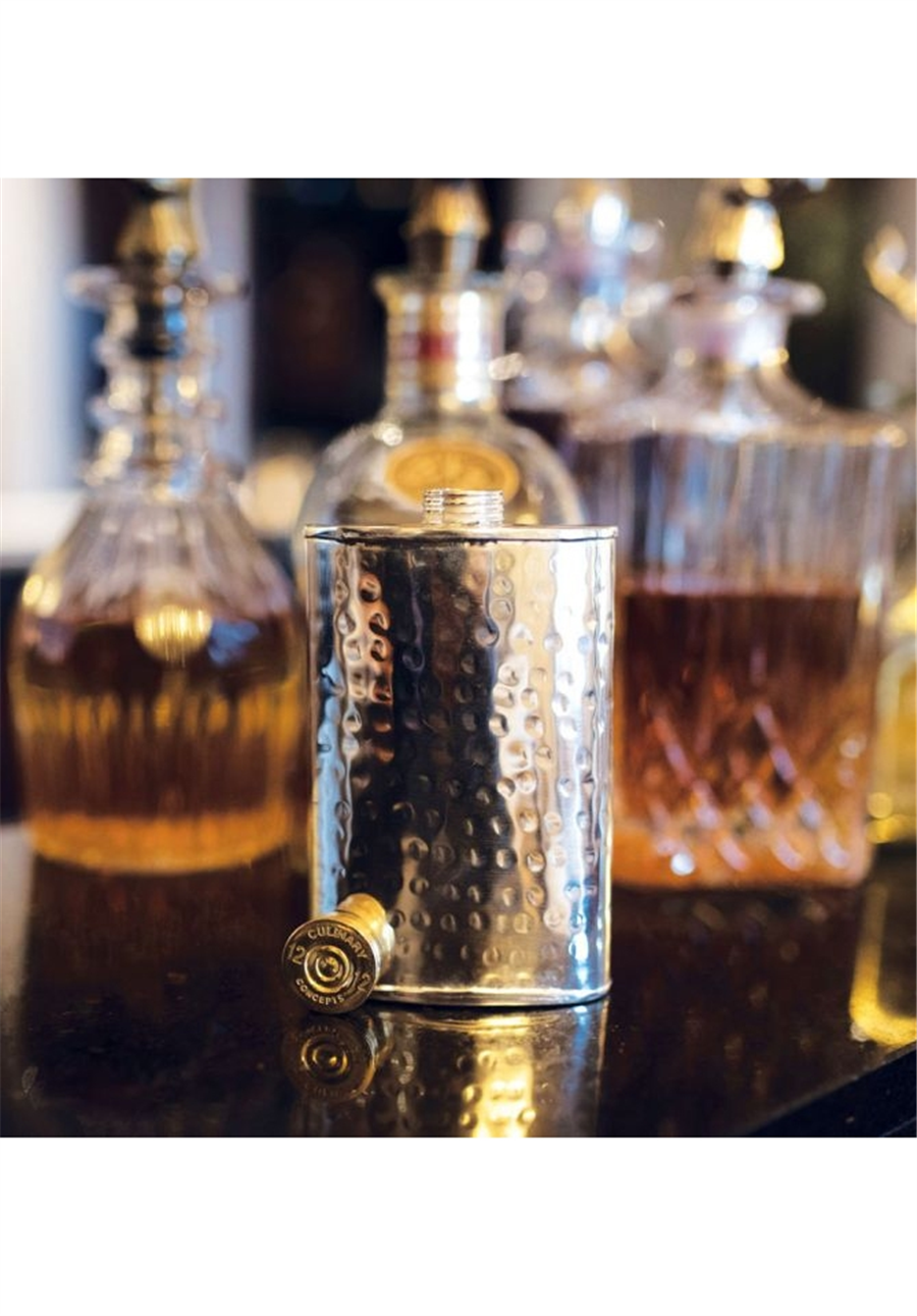 Small Cartridge Hip Flask 2