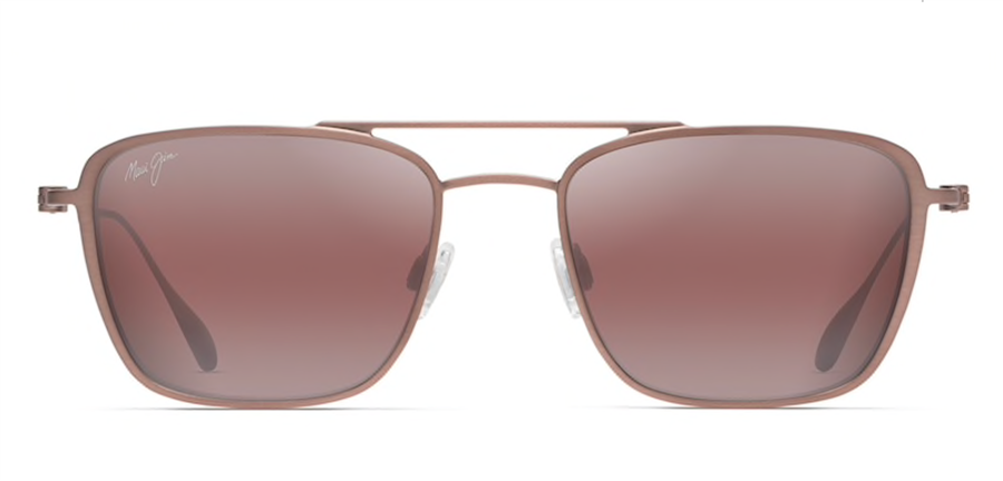 Maui R542-19A Ebb & Flo Rose/Brown Red 1