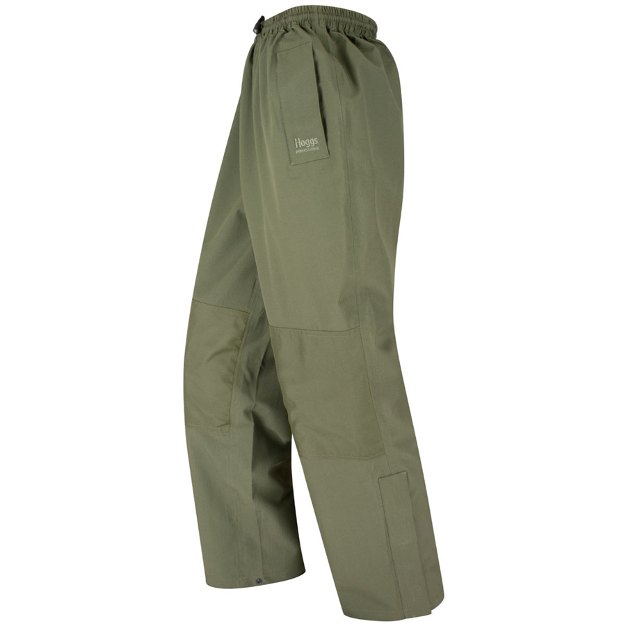 Hoggs Green King II Trousers- Green M 1