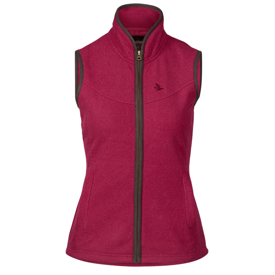 Seeland Ladies Woodcock Gilet Burgun S 1