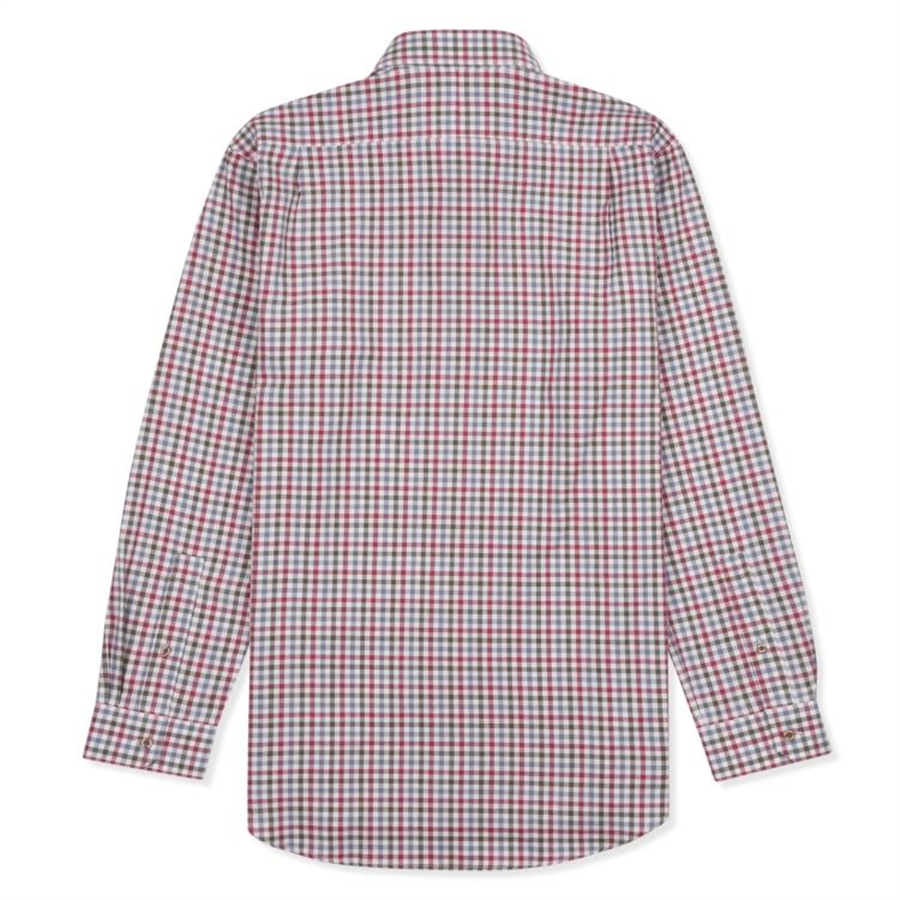 Classic Twill Shirt Carrick Berry M 2