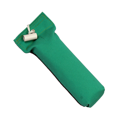 Bisley 1lb Dog Training Dummy - Green