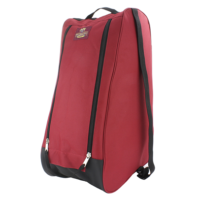 The British Bag Company Large Boot Bag- Burgundy