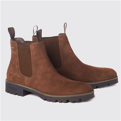 Dubarry Mens Antrim Chelsea Boots - Walnut
