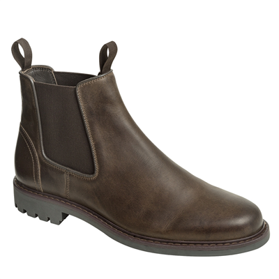 Hoggs of Fife Banff Dealer Boots - Dark Brown