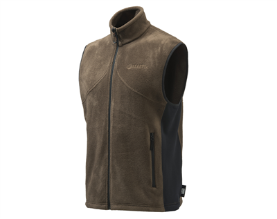 Beretta Smartech Fleece Vest - Chocolate