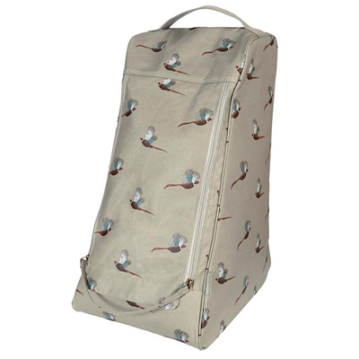 Sophie Allport Large Pheasant Boot Bag
