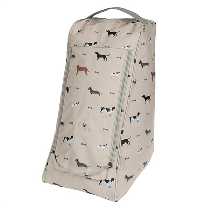 Sophie Allport Large Woof Boot Bag