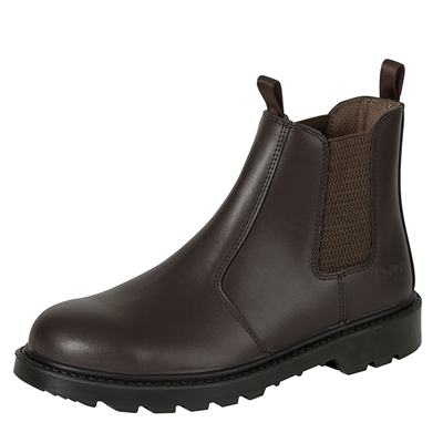 Hoggs of Fife Classic D3 Dealer Boots - Brown