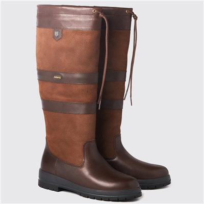 Dubarry Galway Extra Fit Boots - Walnut
