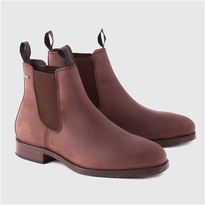 Dubarry Kerry Chelsea Boots - Old Rum
