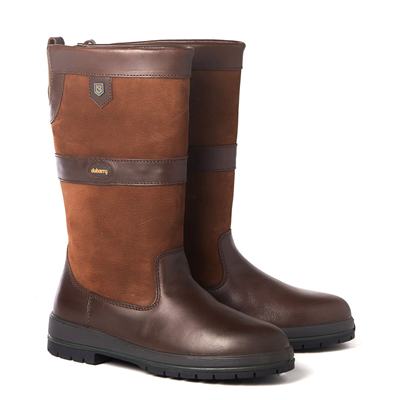 Dubarry Kildare Boots - Walnut