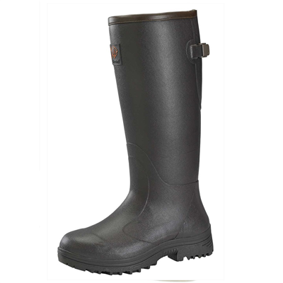 Gateway1 Ladies Pheasant Game Wellington - Dark Brown