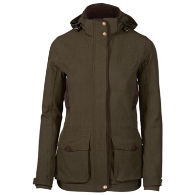 Seeland Ladies Woodcock Advanced Jacket - Shaded Olive