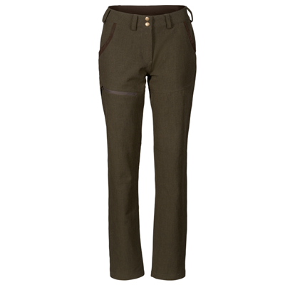 Seeland Ladies Woodcock Advanced Trousers - Shaded Olive