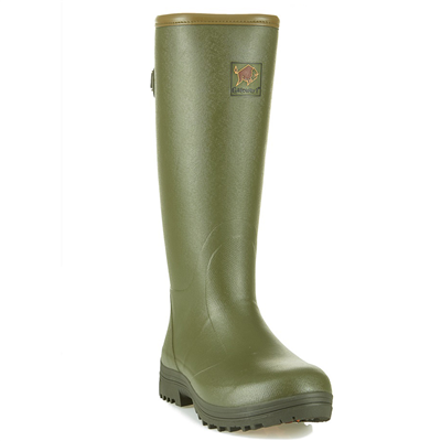 Gateway1 Pheasant Game Wellington Boots - Dark Olive