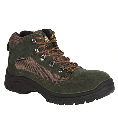 Hoggs of Fife Rambler Hiking Boots - Fern Green