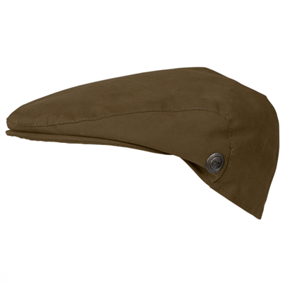 Harkila Retrieve Flat Cap - Warm Olive