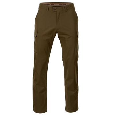 Harkila Retrieve Trousers - Warm Olive