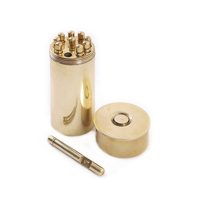 Bisley Brass Cartridge Position Find 1-10