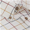 Musto Button Down Shirt- Brown M 3