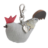 Sophie Allport Key Ring - Chicken 1