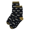 Sophie Allport Ladies Socks- Bees 1